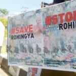 Galang Dana Untuk Rohingnya, JAS Kumpulkan Rp26 Juta dalam Sehari