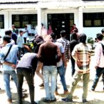 Tuntut Fasilitas Kuliah, Mahasiswa Vokasi Unram Bima Demo Kampus