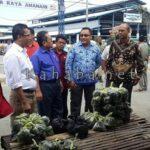 Lihat Pasar Amahami Kumuh, Begini Reaksi Ketua DPRD