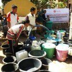 Distribusi Air Bersih, PKPU Kembali Targetkan 3 Kecamatan