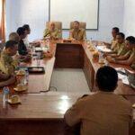 Bahas Agenda Pembangunan, Walikota Bima Kunjungi Bupati Bima