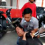Provokasi Massa Aksi dengan Pedang, Pria ini Diringkus Polisi