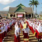1.000 Anak Bima Tulis Surat untuk Presiden Jokowi