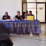 Bakesbangpol Kota Bima Gelar Sosialisasi Perppu Ormas