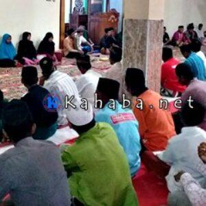 Pengurus Masjid Baiturrahim Kambilo Gelar Peringatan Tahun Baru Islam 1 Muharram 1439 H