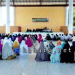 PHBI Kecamatan Bolo Pawai Ta'aruf dan Tablik Akbar