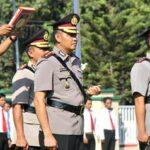 Kapolda NTB Pimpin Upacara Sertijab Kapolres Bima Kota dan Kapolres Bima