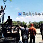 Warga Desa Rada Demo Tuntut Hak dari Bantuan BSPS