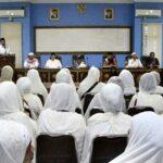 Walikota Bima Terima Kedatangan Jamaah Haji