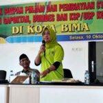Dinas Koperindag Bimtek Simpan Pinjam dan Pembiayaan Syariah