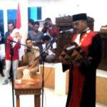 Sudirman DJ Dilantik Jadi Wakil Ketua DPRD Kota Bima