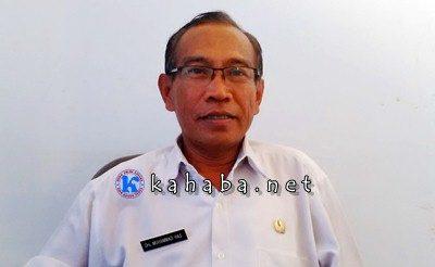 Kabid TIK Diskominfostik Kab Bima. Foto Ady