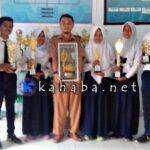 Lomba KBP, SMPN 6 Juara Umum 6 Tahun Beruntun