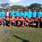 Deno Hatrick, Koalisi FC Cukur Dinas Pertanian 4-1