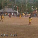 Laga Pembuka Turnamen Gala Desa, Parangina FC Gilas Ntori FC 7-0
