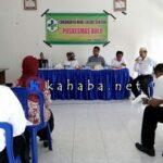 Dorong Terbentuk Desa ODF, PKM Bolo Gelar Lokakarya