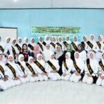 46 Mahasiswi Akbid Surya Mandiri Bima Ikut Uji Kompetensi Kebidanan