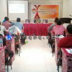 Parpol Ikuti Sosialisasi Pengawasan Pendaftaran dan Verifikasi