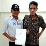Diduga Salahgunakan Dana Desa, Kades Kambilo Dilapor ke Jaksa