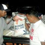 Dijual Sembunyi-Sembunyi, 95 Karung Raskin Diamankan Pemuda Nipa
