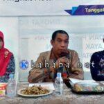DP3KB NTB Jalin Kemitraan Bersama Media