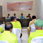 KPU Rakor Persiapan Pembentukan PPK dan PPS