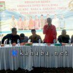 Reses di Lelamase, Perjuangan 9 Wakil Rakyat Diapresiasi