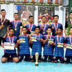 MAN 2 Pertahankan Gelar Juara Futsal UJF se-Pulau Sumbawa