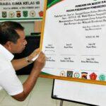 Walikota Bima Tandatangan Piagam Zona Integritas, Menuju Wilayah Bebas KKN