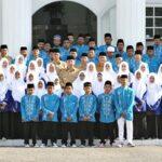 Wawali Lepas Kafilah MTQ Tingkat Provinsi NTB Tahun 2017