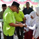 175 Siswa Kelurahan Tanjung Terima Bantuan Program Indonesia Pintar