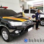 Bagian Umum Pengadaan 2 Unit Mobil Patroli Pengawalan