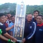 Taklukan SMP FC di Final, Dikes Juara Korpri Cup