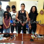 Narkoba, 3 Remaja ini Ditangkap