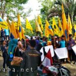 Diduga Tilep ADD, Mahasiswa Desak Kades Buncu Diproses Hukum