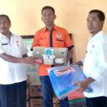 7 Rumah Hangus di Desa Risa, BPBD Salurkan Bantuan