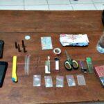 Pengedar Narkoba Diciduk, 4 Poket Sabu-Sabu dan Peluru Tajam Diamankan