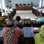 Dewan, Panwaslu dan KPU Bahas Kegiatan Coffee Morning Bakal Calon Petahana