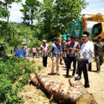 Dewan Tinjau Lokasi Lahan Relokasi Korban Banjir, Warga Sambinae Ancam Usman Lapor Polisi