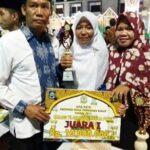 Fitri Raih Juara Pertama MTQ Tingkat Provinsi NTB