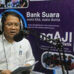 """AJI Mataram Sediakan Bank Suara di Festival Media, Menkominfo Ikut Kampanye Anti """"Hoax"""""""