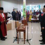 Alfian Resmi Dilantik Jadi Wakil Ketua DPRD Kota Bima