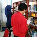 Pengunjung di Perpustakaan Kota Bima Melebihi Target