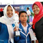 Siswa SMPN 1 Kota Bima Raih Juara Olimpiade Berbasis TIK