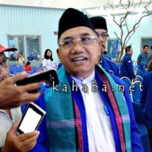 Mahally Minta Segera Serahkan Nama Wakil, H Arahman: No Coment