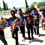 Tersangka dan Barang Bukti Kasus Pencurian Tramadol Diserahkan ke Jaksa