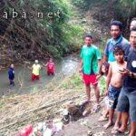 Antisipasi Banjir, Pemuda Lewirato Siaga Bersihkan Sungai