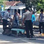 Belum Juga Diperhatikan Pemerintah, Keluarga Korban Kebakaran di Kumbe Blokir Jalan