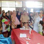 37 Pelajar di Woha Dapat Bantuan PIP dari Politisi Gerindra