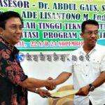 Tim Asesor BAN-PT Visitasi Akreditasi Prodi Teknik Sipil STT Bima